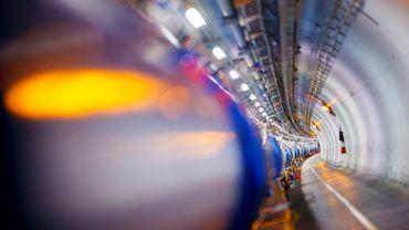 L'accélérateur de particules du CERN fait une pause pour booster sa puissance, photographié le 6 février 2020
