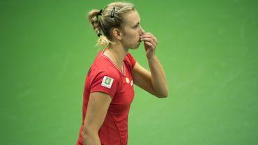 Elise Mertens avance au deuxième tour à Doha et retrouvera Pliskova