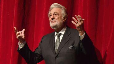 Placido Domingo se produira en 2019 aux Chorégies d'Orange, festival d'opéra le plus populaire de France