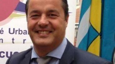 Laurent Devin, président de la CUC