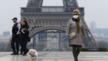 Coronavirus: plus de 5.000 cas en France en 24 heures, nouveau record depuis mai