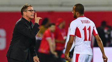 Vital Borkelmans et la Jordanie qualifiés pour les 8e de finale de la Coupe d'Asie