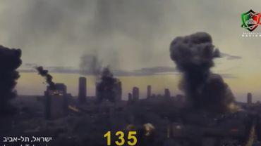 Israël: des sites web piratés affichent des images de destruction de Tel-Aviv