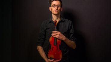 Patrick Leterme nous parle du violon, et de ses cordes