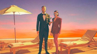 Calvin Harris et Dua Lipa retrouve la tête du classement