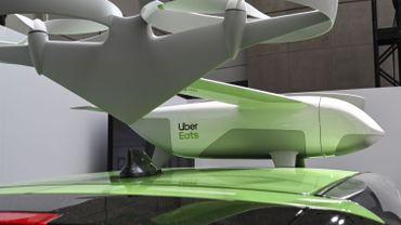 Uber va tester la livraison de repas par drones