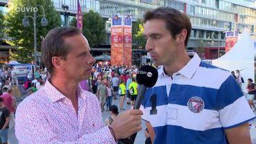 """Xhonneux : """"Bouchikhi est vraiment un client pour la finale du 10.000m"""""""
