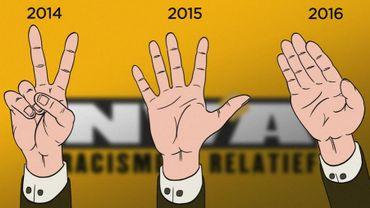 Scandalisés ou moqueurs, les internautes réagissent à la main de la N-VA
