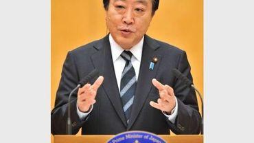 Yoshihiko Noda le 3 mars 2012 à Tokyo