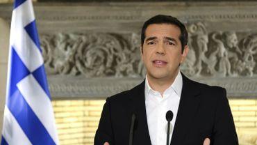 Mardi soir, le Premier ministre grec Alexis Tsipras s'est adressé à la nation.