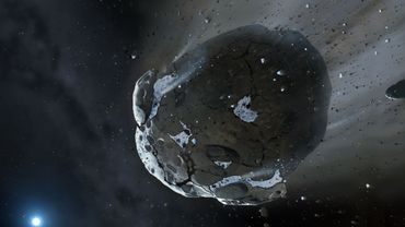 Les astéroïdes font déjà rever les entreprises américaines