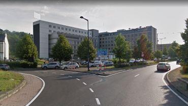 Namur: importants travaux de voiries avec changement d'accès au CHR de Namur