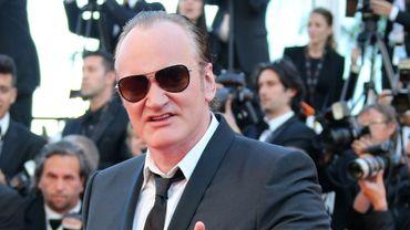 Quentin Tarantino au Festival de Cannes