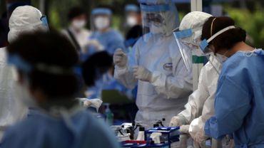 Coronavirus: Séoul limite le nombre d'élèves dans ses écoles à cause d'une flambée de cas