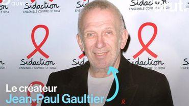 """""""Dépistez-vous!"""": Jean Paul Gaultier alerte sur les dangers du sida"""