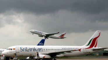 Tous les passagers ont dû passer la nuit à Francfort avant que le vol puisse les amener à Colombo le jour suivant.