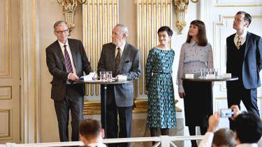 Les 5 membres du Comité norvégien du Prix Nobel de la Paix
