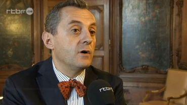Christian De Valkeneer, procureur général de Liège