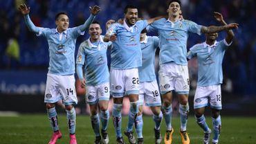 Le Celta Vigo sort l'Atletico en Coupe du Roi