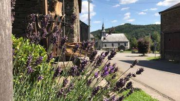 Laforêt, un village isolé dans l'Ardenne schisteuse