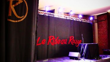 La salle du Rideau Rouge