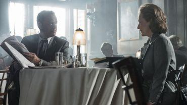 """Tom Hanks et Meryl Streep dans """"The Post"""""""