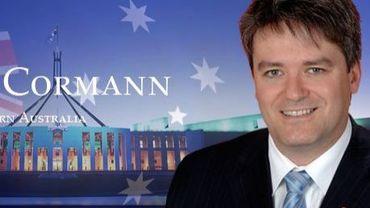 Le nouveau ministre australien des Finances, Mathias Cormann, est Belge