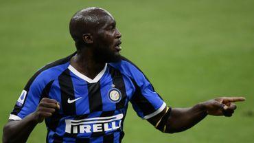 20e but en série A pour Lukaku avec l'Inter face à Bologne