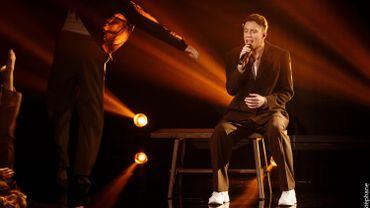 Loïc Nottet clôture la finale avec 'On Fire' en acoustique