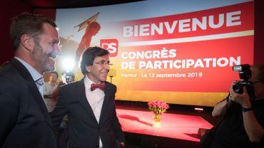 Paul Magnette est l'unique candidat à la succession d'Elio Di Rupo au PS