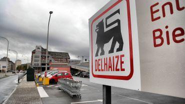 Projet d'accord social chez Delhaize