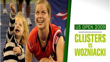 US Open 2009, Maman Kim rentre dans l'histoire