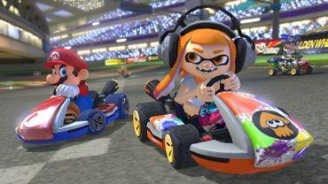 Mario Kart 8 Deluxe débarque sur Nintendo Switch