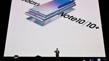 Samsung a dévoilé les Galaxy Note et Galaxy Note 10+ lors d'un événement organisé le 7 août à New york