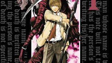 """Le manga """"Death Note"""" s'est vendu à plus de 15 millions d'exemplaires dans le monde"""