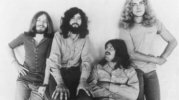 Les 10 premiers épisodes de l'histoire de Led Zeppelin