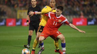 L'Euro 2020 de foot pas concerné par une éventuelle suspension de la Russie