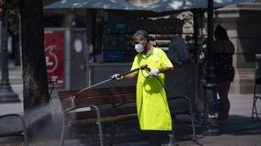 Coronavirus: la France surveille le reconfinement en Espagne