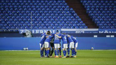 Les joueurs de Schalke 04