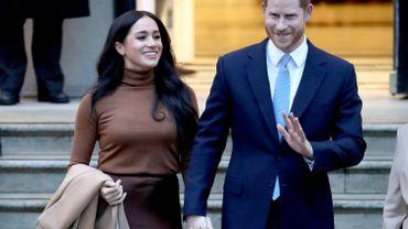Meghan et Harry licencie tout leur staff anglais