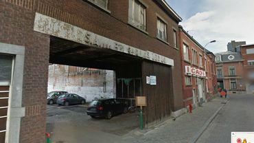 Liège: L'école de l'Icadi dans le quartier des Guillemins