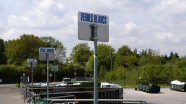 Illustration : parc à conteneurs de l'ICDI