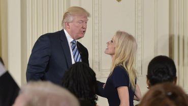 Le président américain Donald Trump, fraîchement investi, ne rendra pas publiques ses déclarations d'impôts, a indiqué dimanche sa conseillère Kellyanne Conway à ABC News