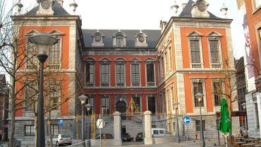 """""""La Violette"""", hôtel de ville de Liège"""