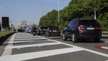 Le nombre de véhicules polluants à Bruxelles a diminué de 70% en 2019