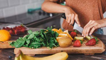 Une salade de fruits de saison : rien de mieux pour la forme!