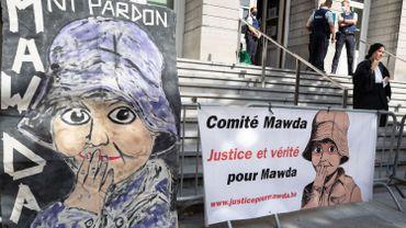 Mobilisation à travers le pays pour Mawda lundi matin à l'ouverture du procès à Mons