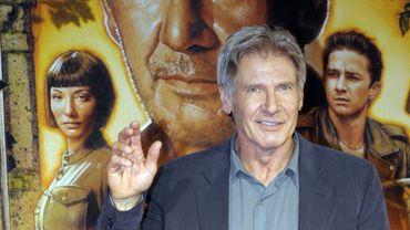 Harrison Ford incarnera de nouveau le célèbre aventurier Indiana Jones en 2021.