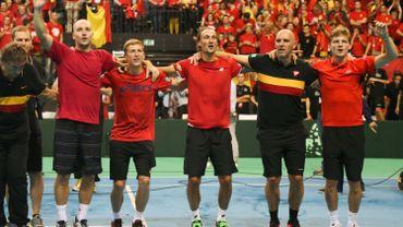 La Coupe Davis, une victoire d'équipe... Pour la finale, la billetterie sera ouverte le 2 octobre.