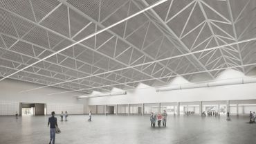 La future Halle 1